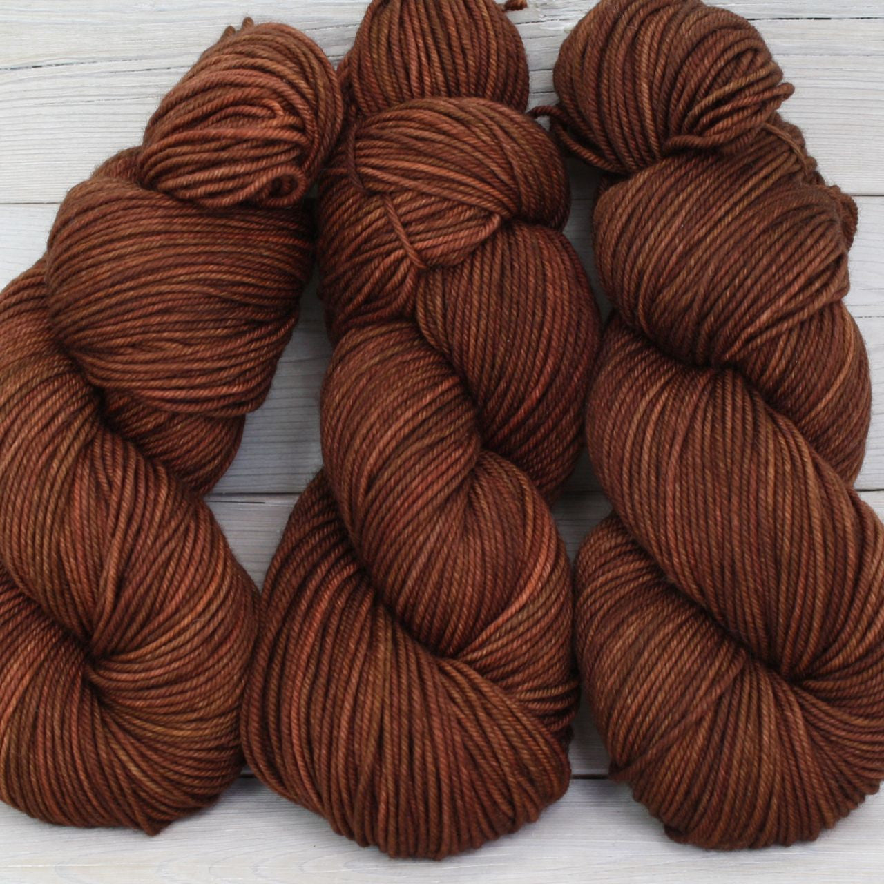 Calypso Yarn | Colorway: Cinnamon