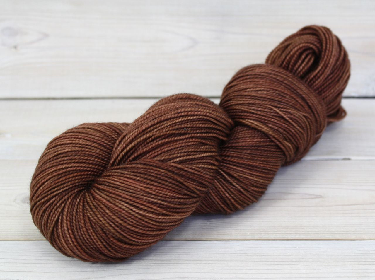 Celeste Yarn | Colorway: Cinnamon