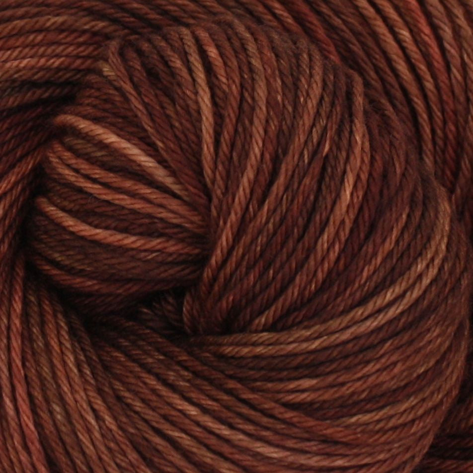 Supernova Yarn | Colorway: Cinnamon