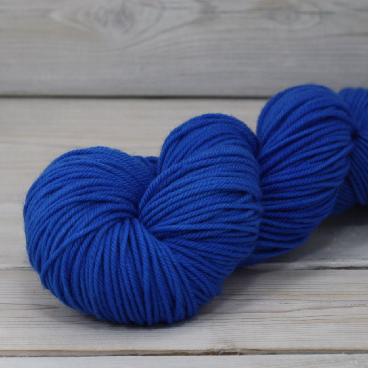 Colorway: Cobalt | Dyed to Order Yarn