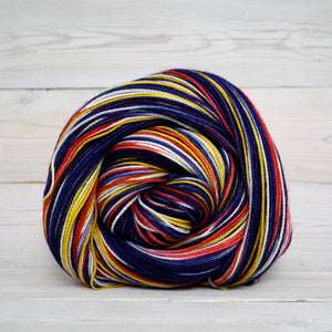 Colorway: Colorado Flag | Dyed to Order Yarn