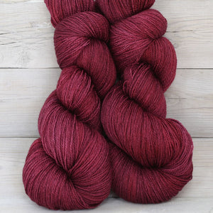 Starbright Yarn | Colorway: Cranberry