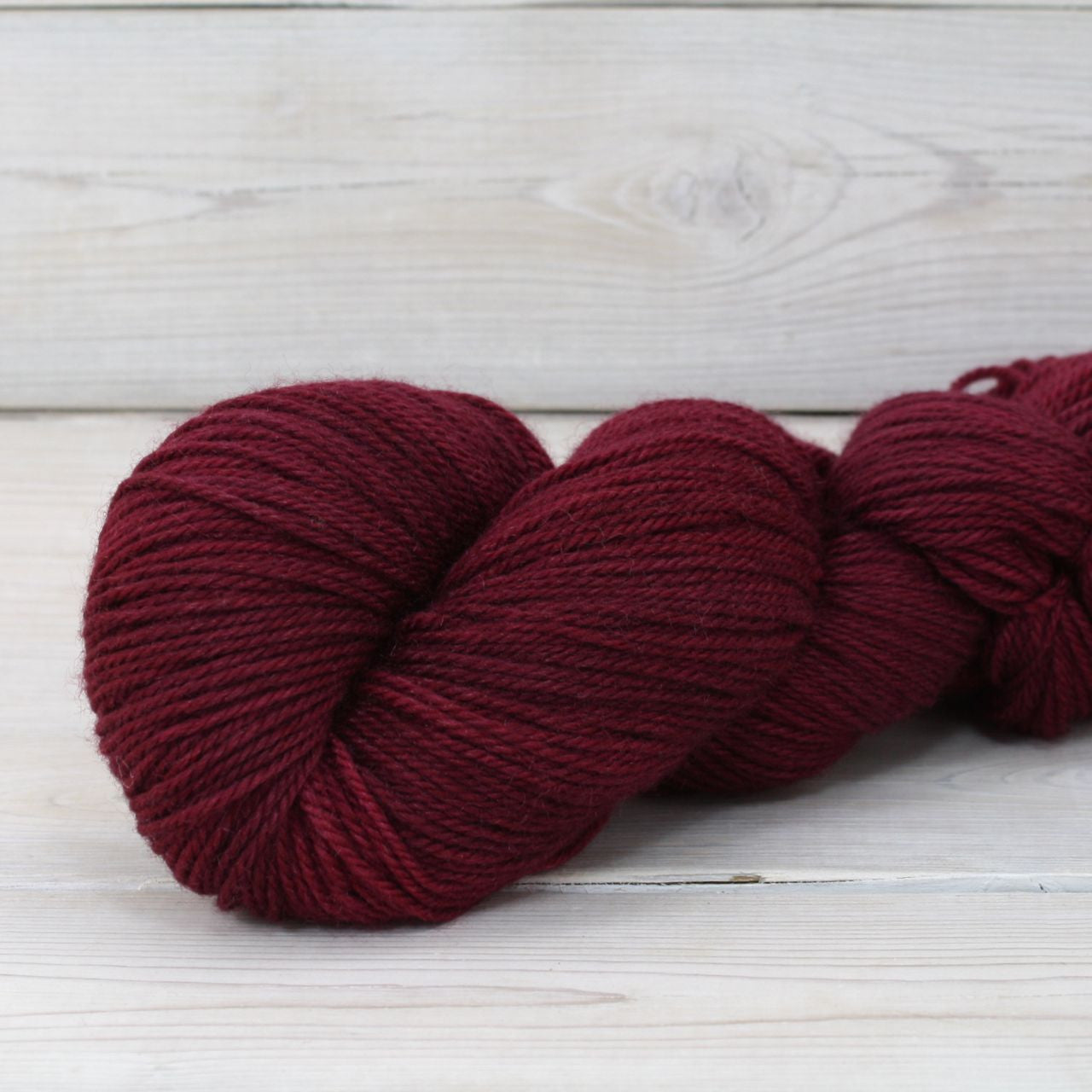 Zeta Yarn | Colorway: Cranberry