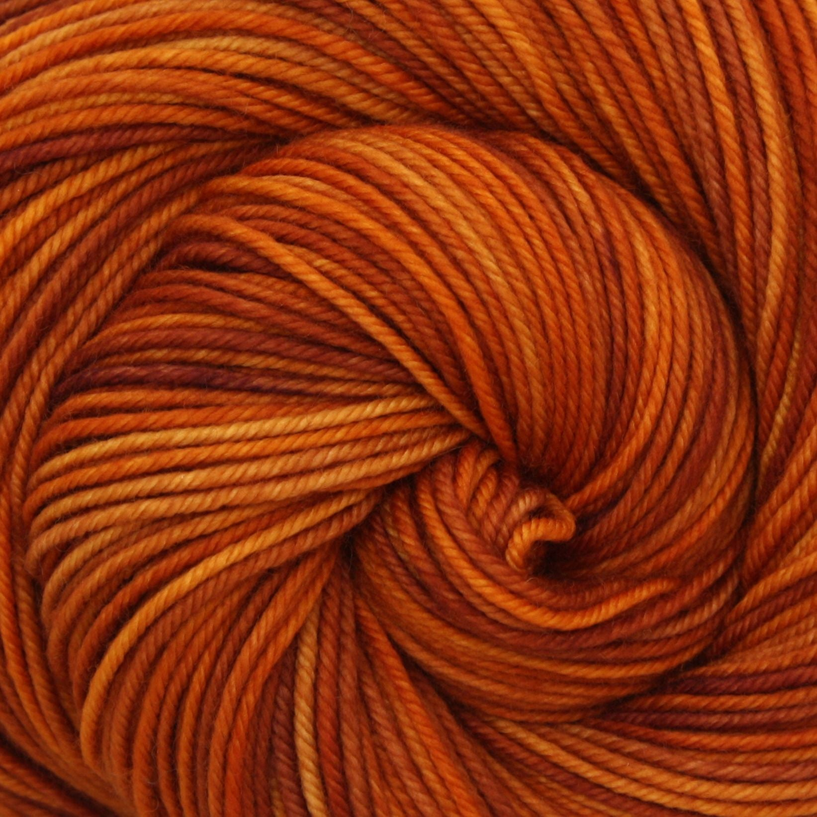 Colorway: Curry | Dyed to Order Yarn