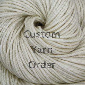 Custom Order for Jackie | Aspen Sport Yarn