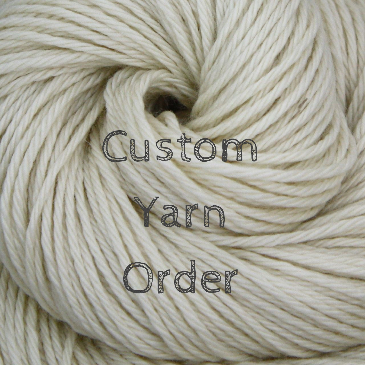 Custom Order for Bonny | Aquila Yarn | Colorway: Camo