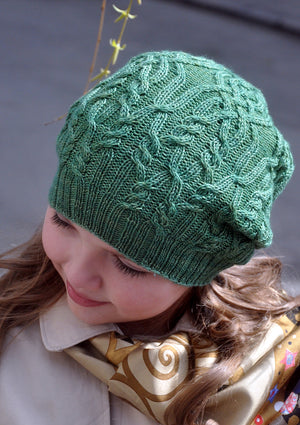Blysnyzja Hat Kit  |  Pattern + Yarn