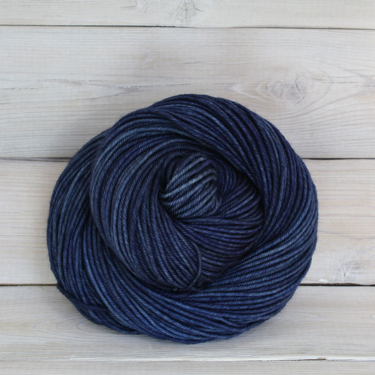 Colorway: Denim | Dyed to Order Yarn