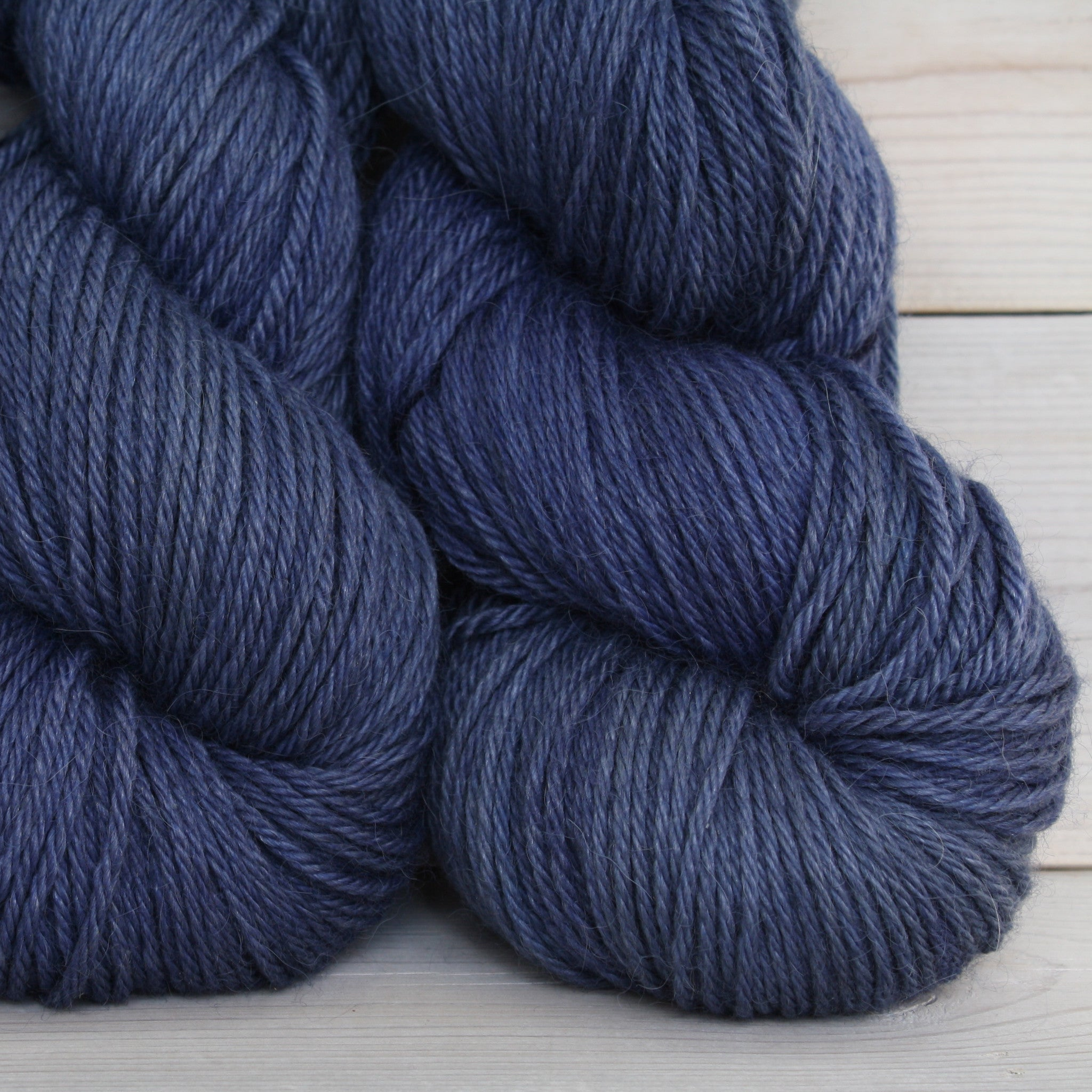 Vega Yarn | Colorway: Denim