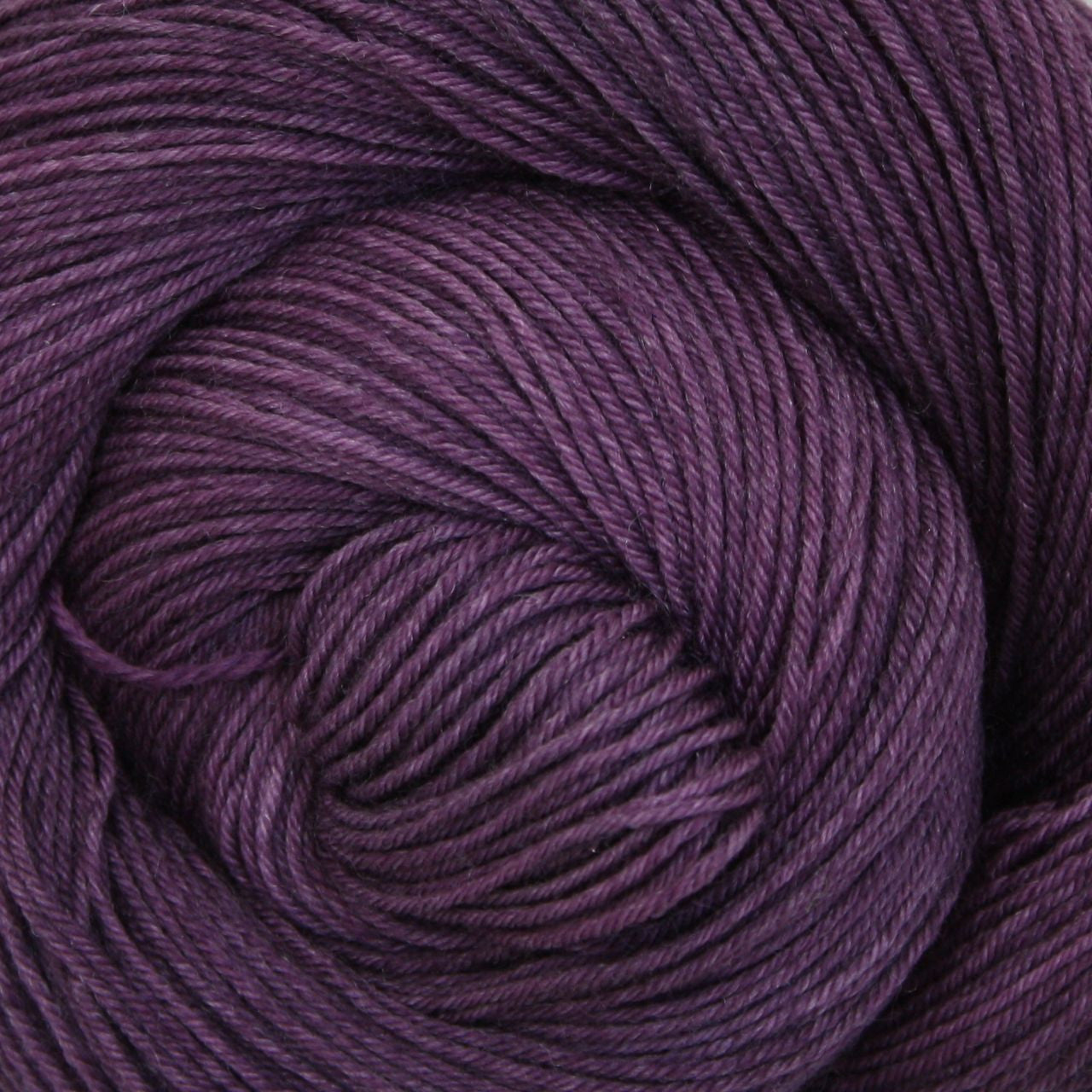 Altair Yarn | Colorway: Eggplant