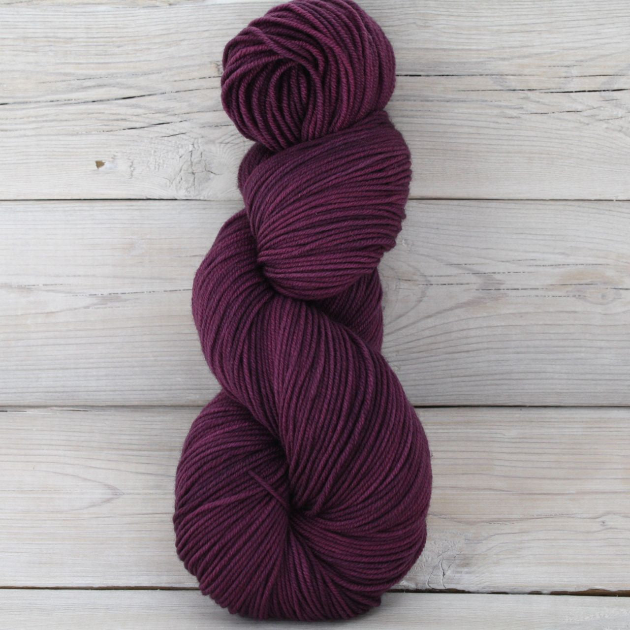 Aspen Sport Yarn | Colorway: Eggplant