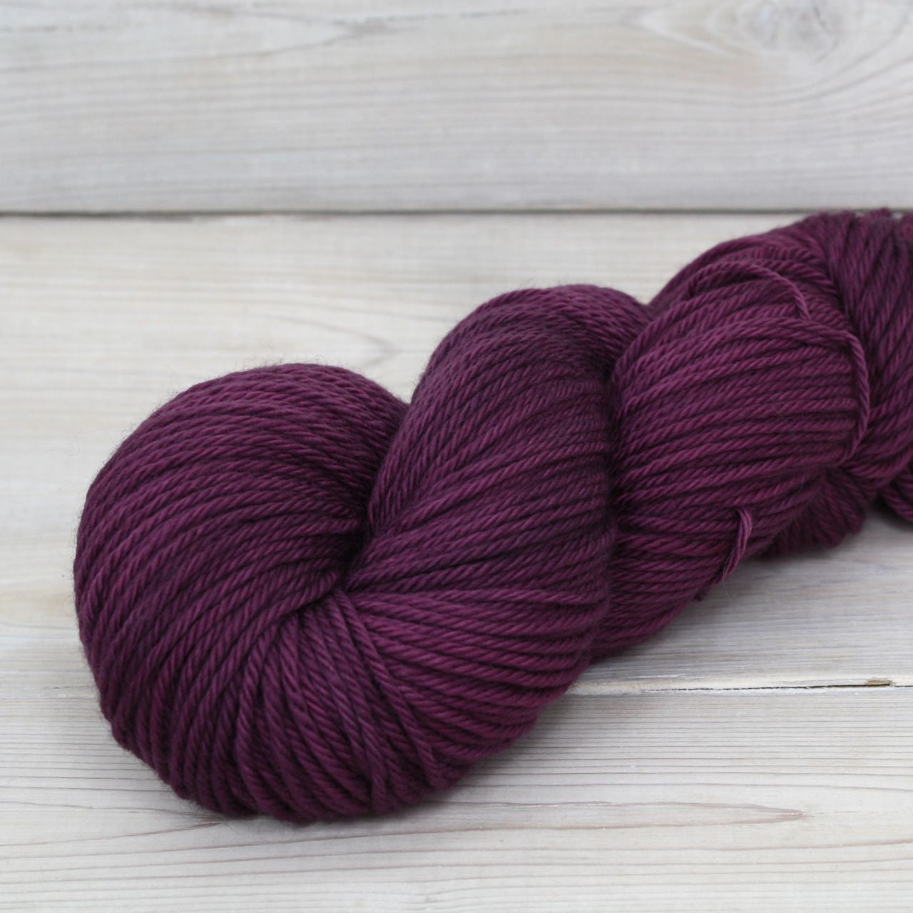 Supernova Yarn | Colorway: Eggplant