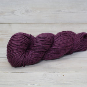 Vega Yarn | Colorway: Eggplant