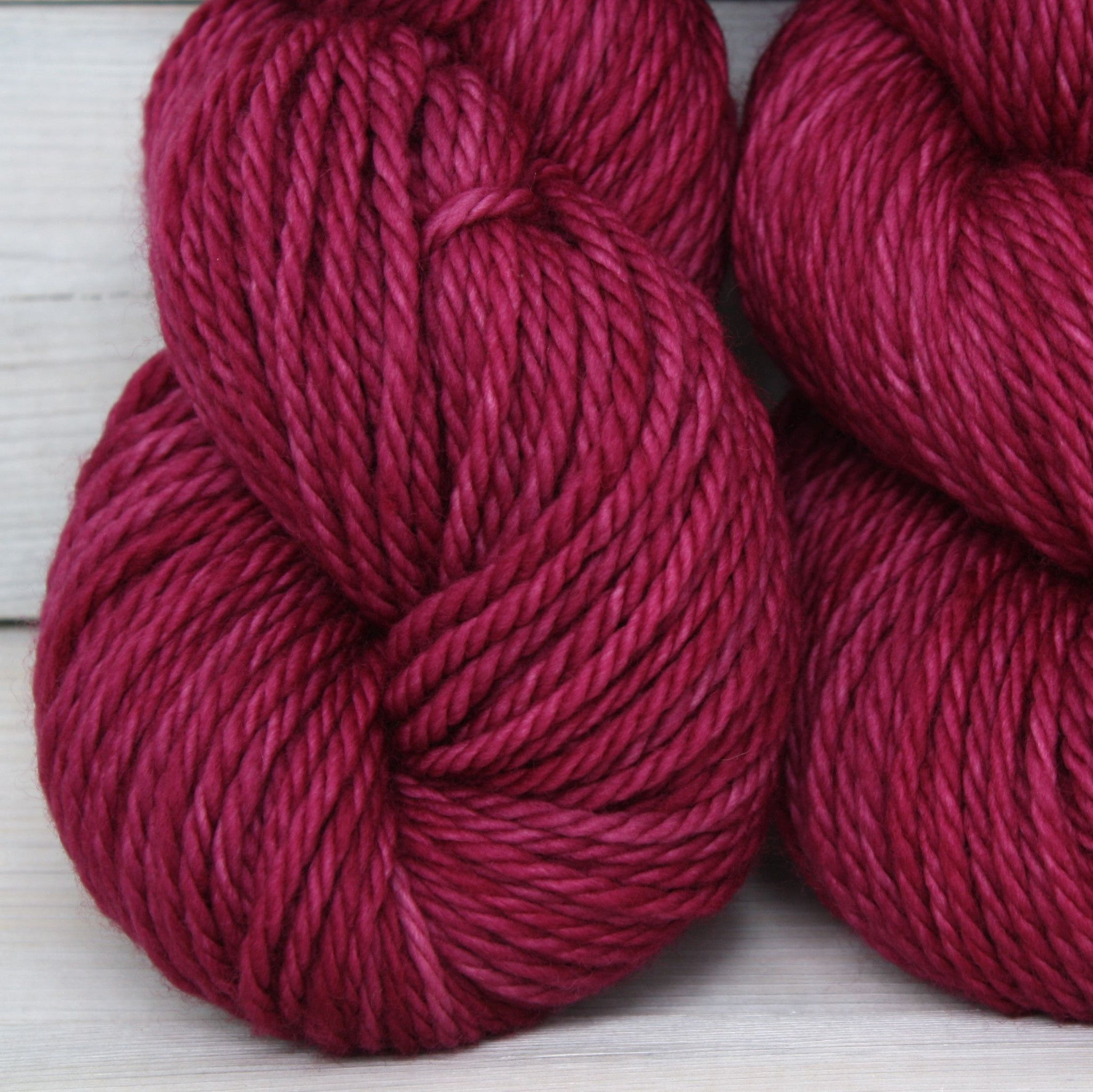 Apollo Yarn | Colorway: Elderberry