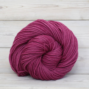 Luna Grey Fiber Arts Supernova Yarn | Colorway: Elderberry