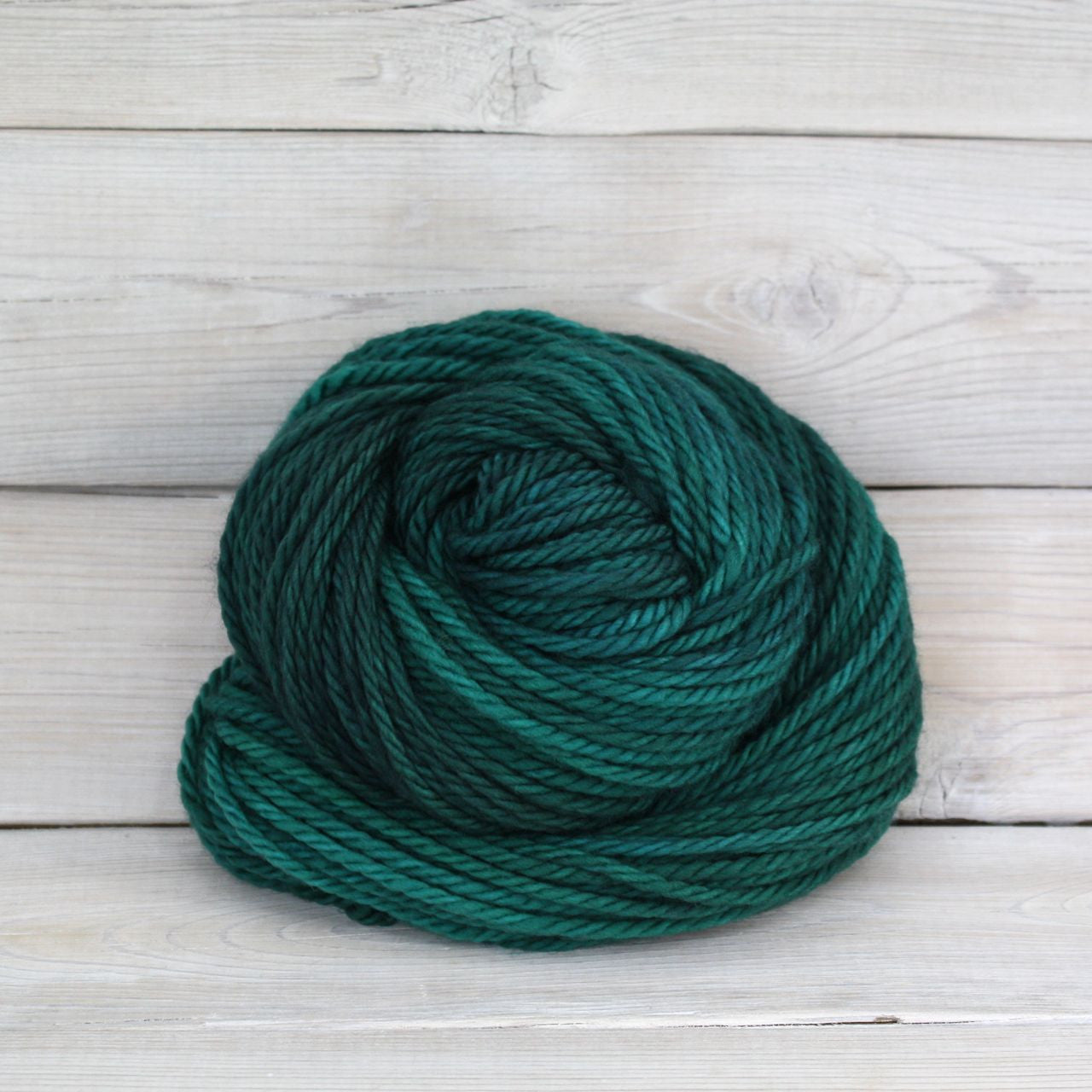Colorway: Emerald | Dyed to Order Yarn