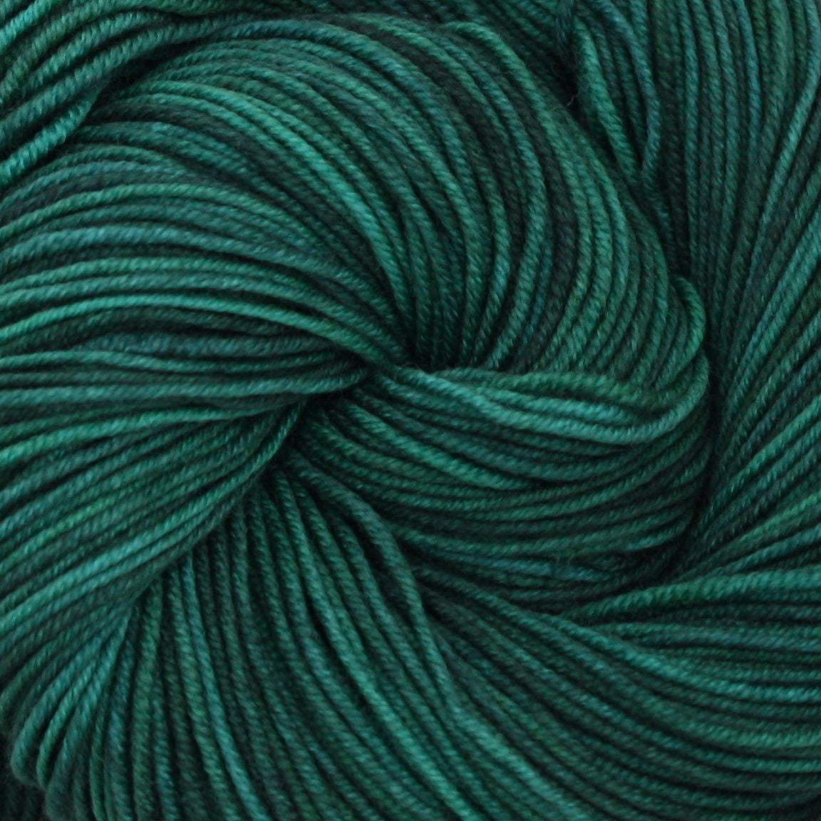 Aspen Sport Yarn | Colorway: Dark Emerald | Overstock