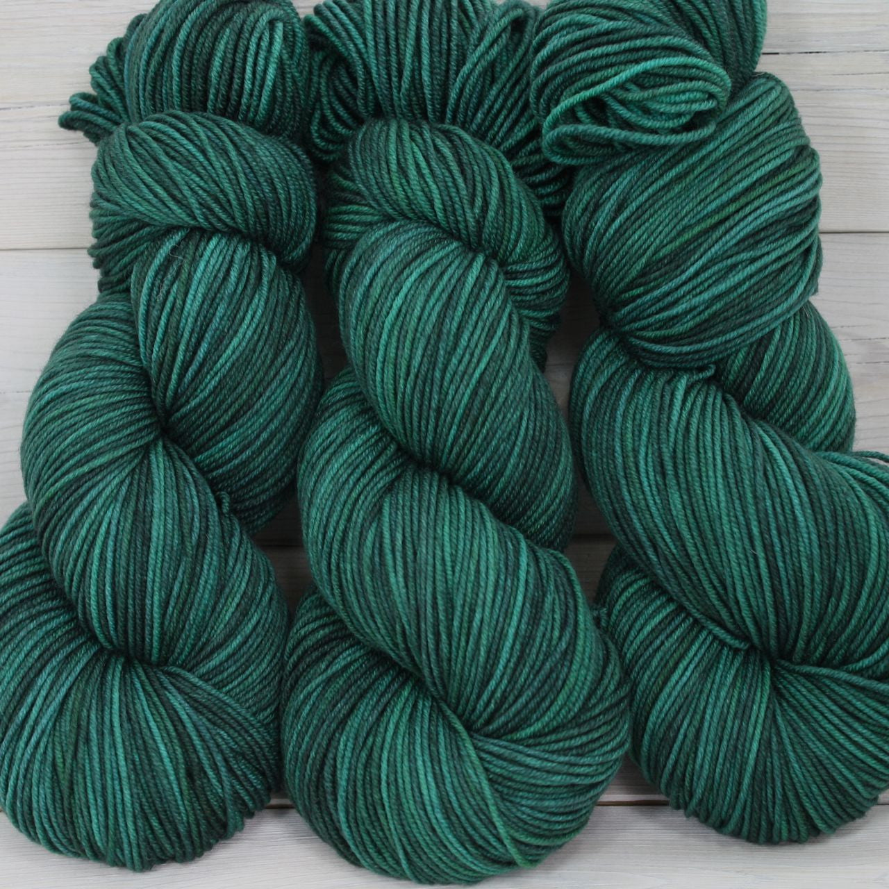 Aspen Sport Yarn | Colorway: Dark Emerald
