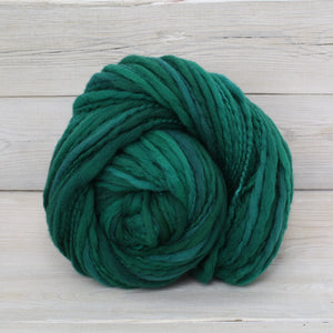 Luna Grey Fiber Arts Titan Yarn | Colorway: Emerald