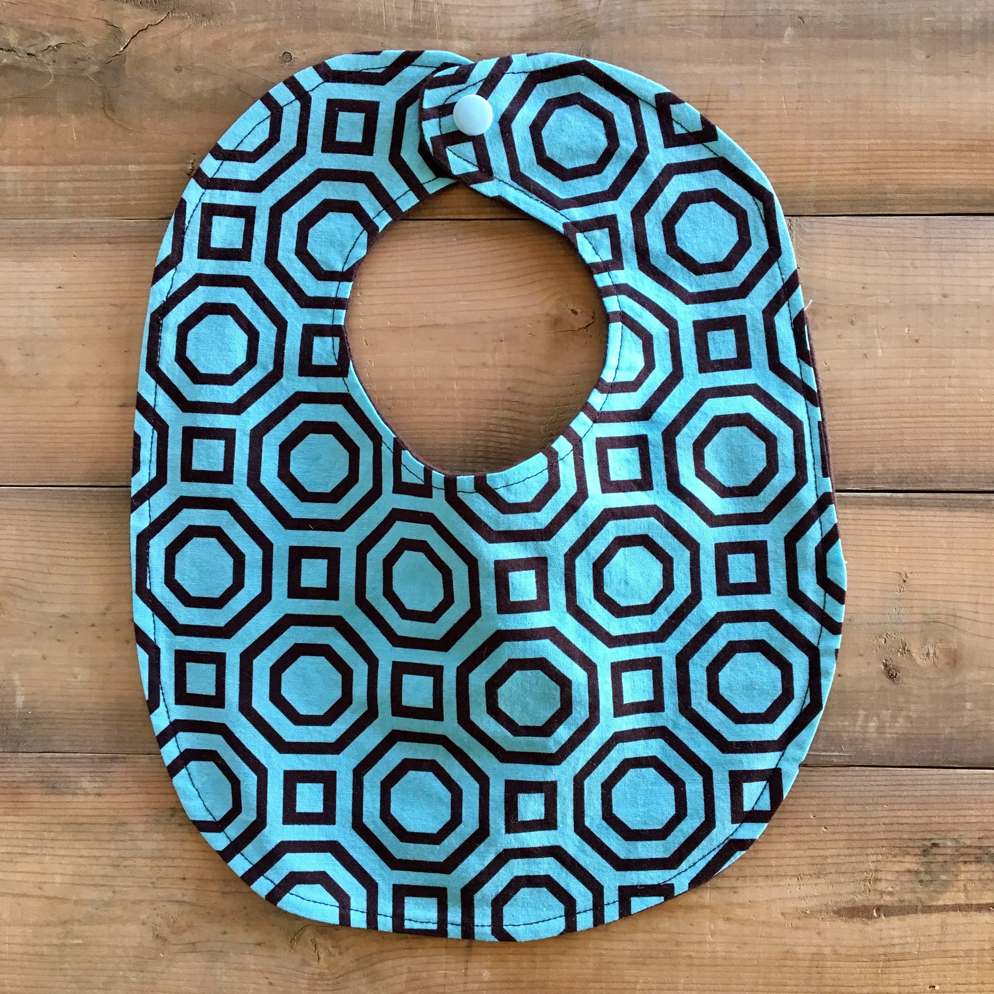 Baby / Toddler Bib | Fabric: Lattice