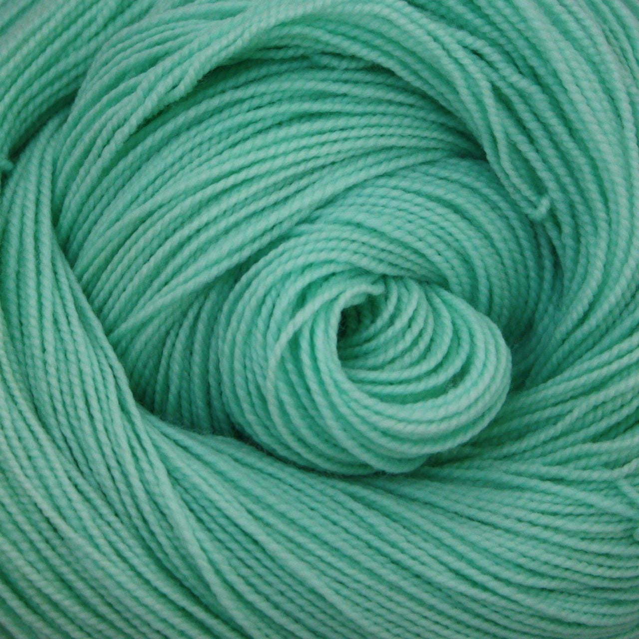 Colorway: Glacier | Dyed to Order Yarn