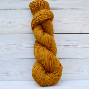 Ariel Yarn | Colorway: Goldenrod