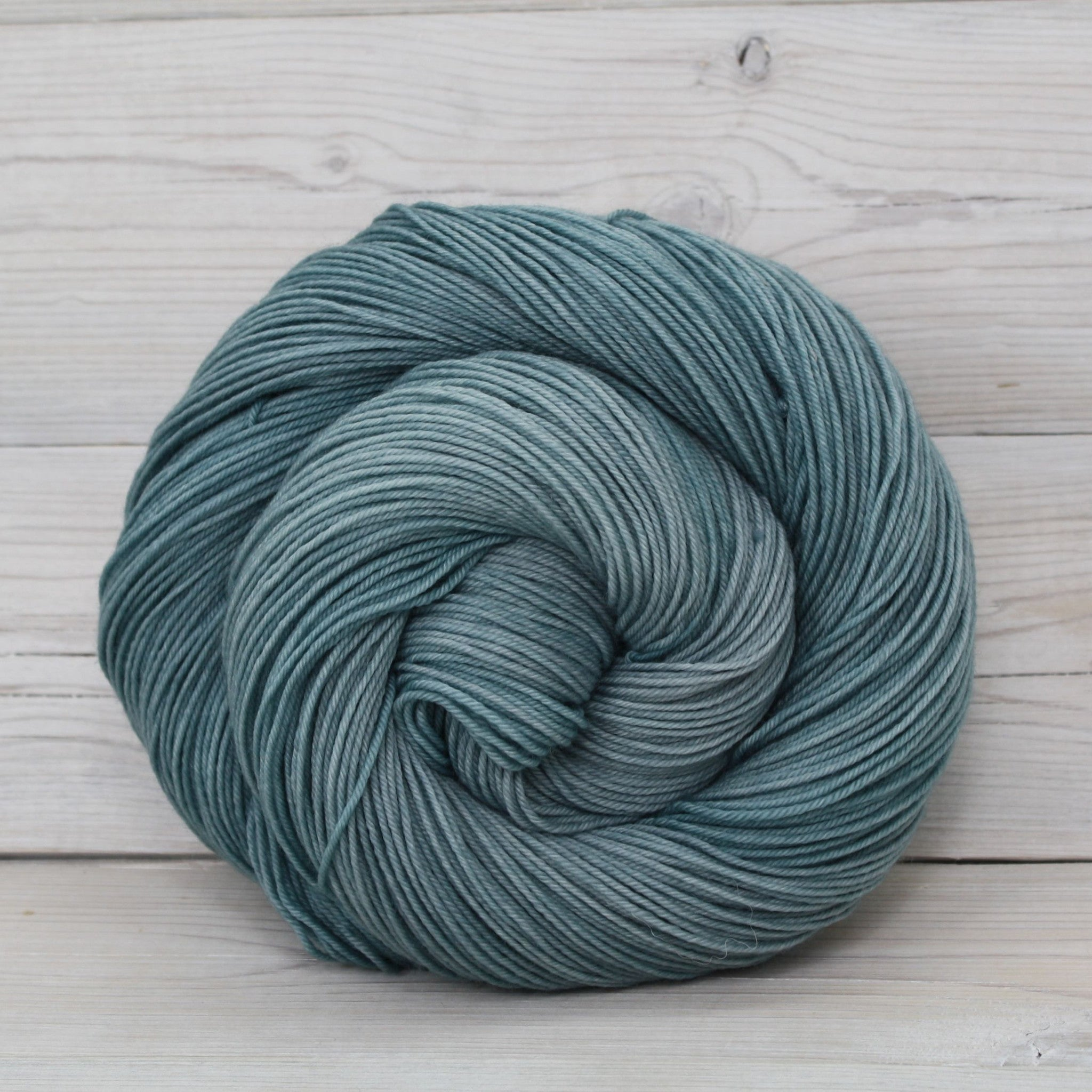 Luna Grey Fiber Arts Athena Sock Yarn | Colorway: Harbor