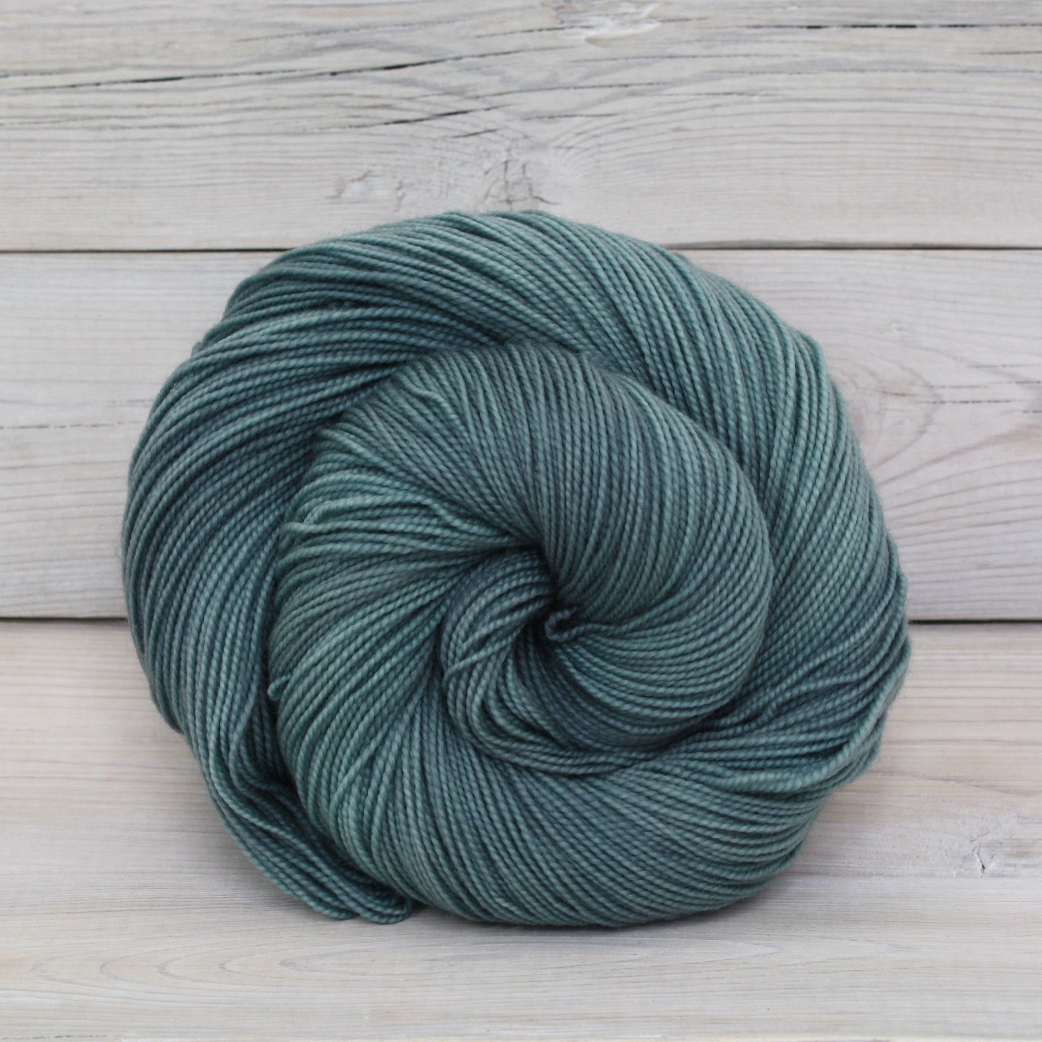 Luna Grey Fiber Arts Celeste Yarn | Colorway: Harbor