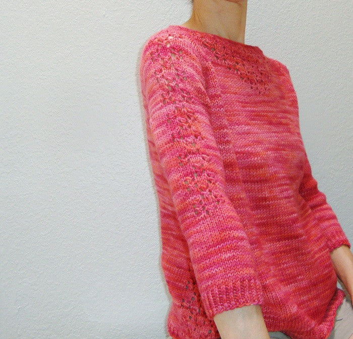Haruyan Sweater Kit | Pattern + Yarn