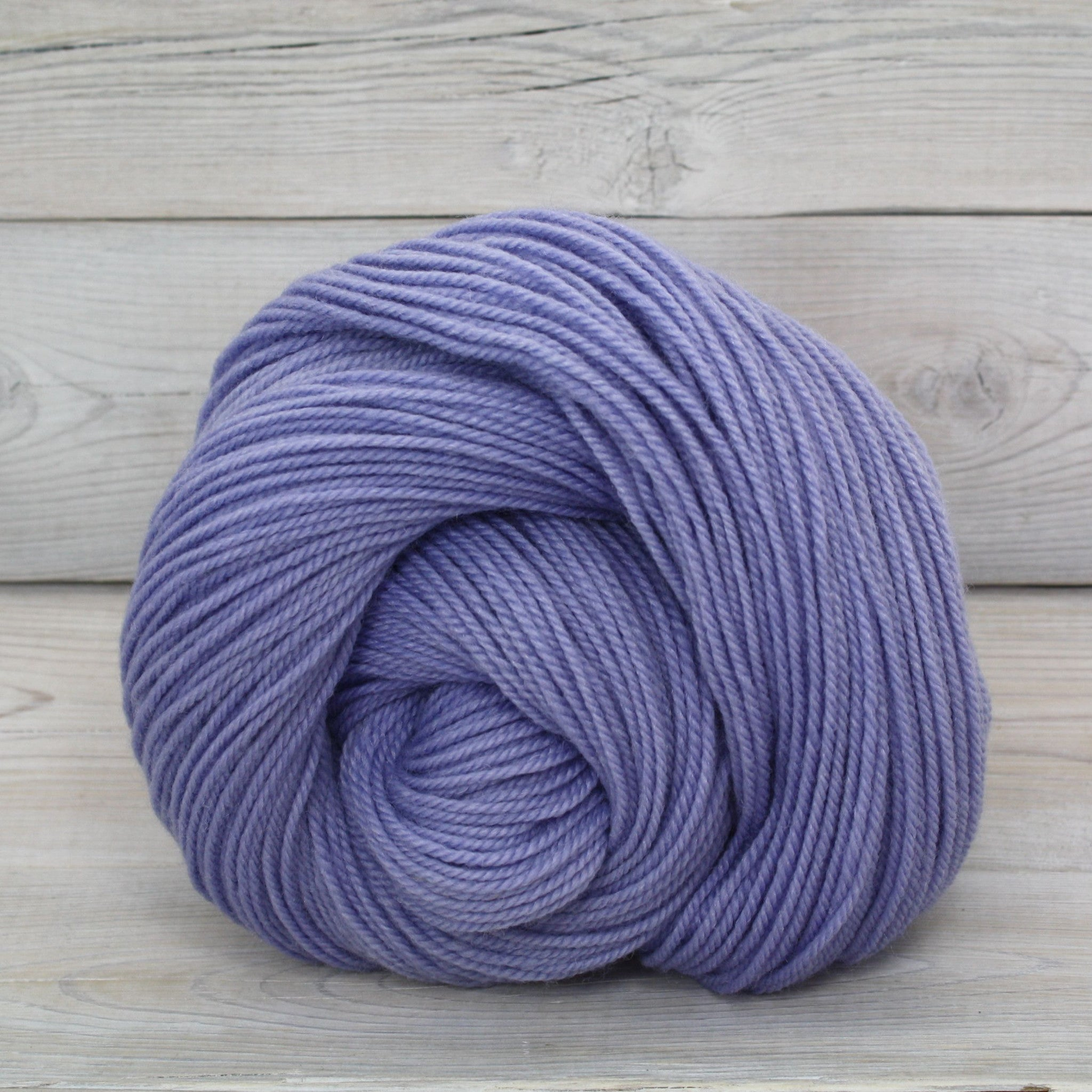 Luna Grey Fiber Arts Zeta Yarn | Colorway: Hydrangea
