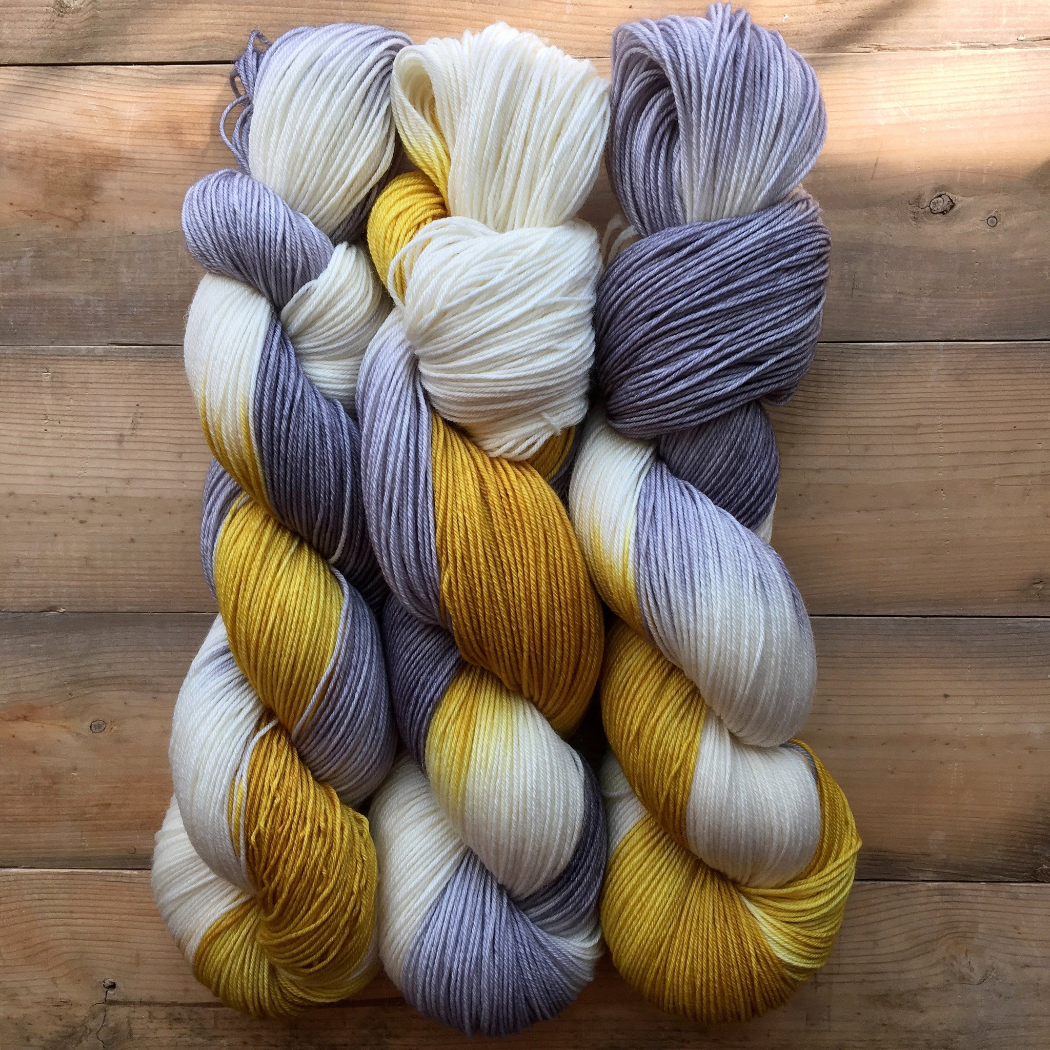 Athena Sock Yarn | Colorway: Hive