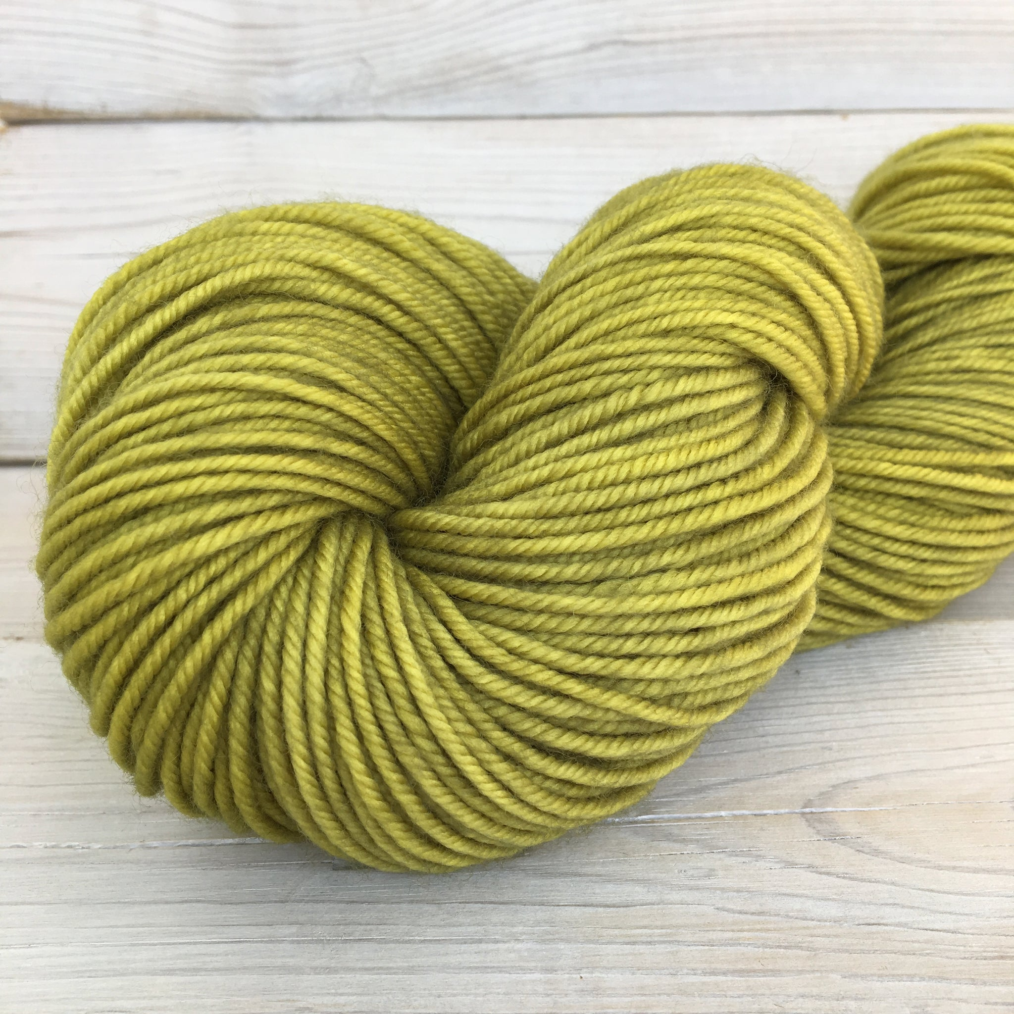 Colorway: Limelight | Dyed to Order Yarn