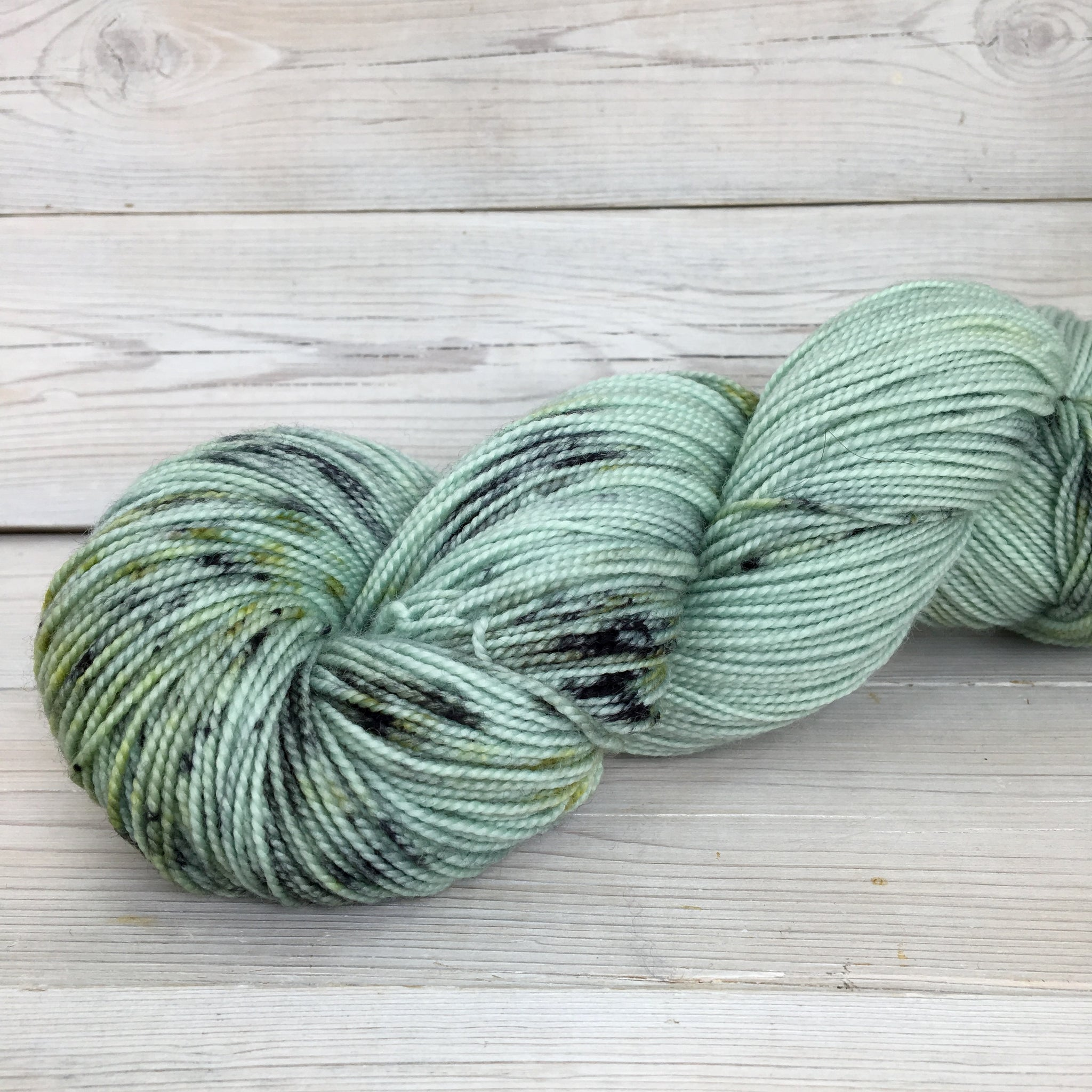 Colorway: Patina | Dyed to Order Yarn
