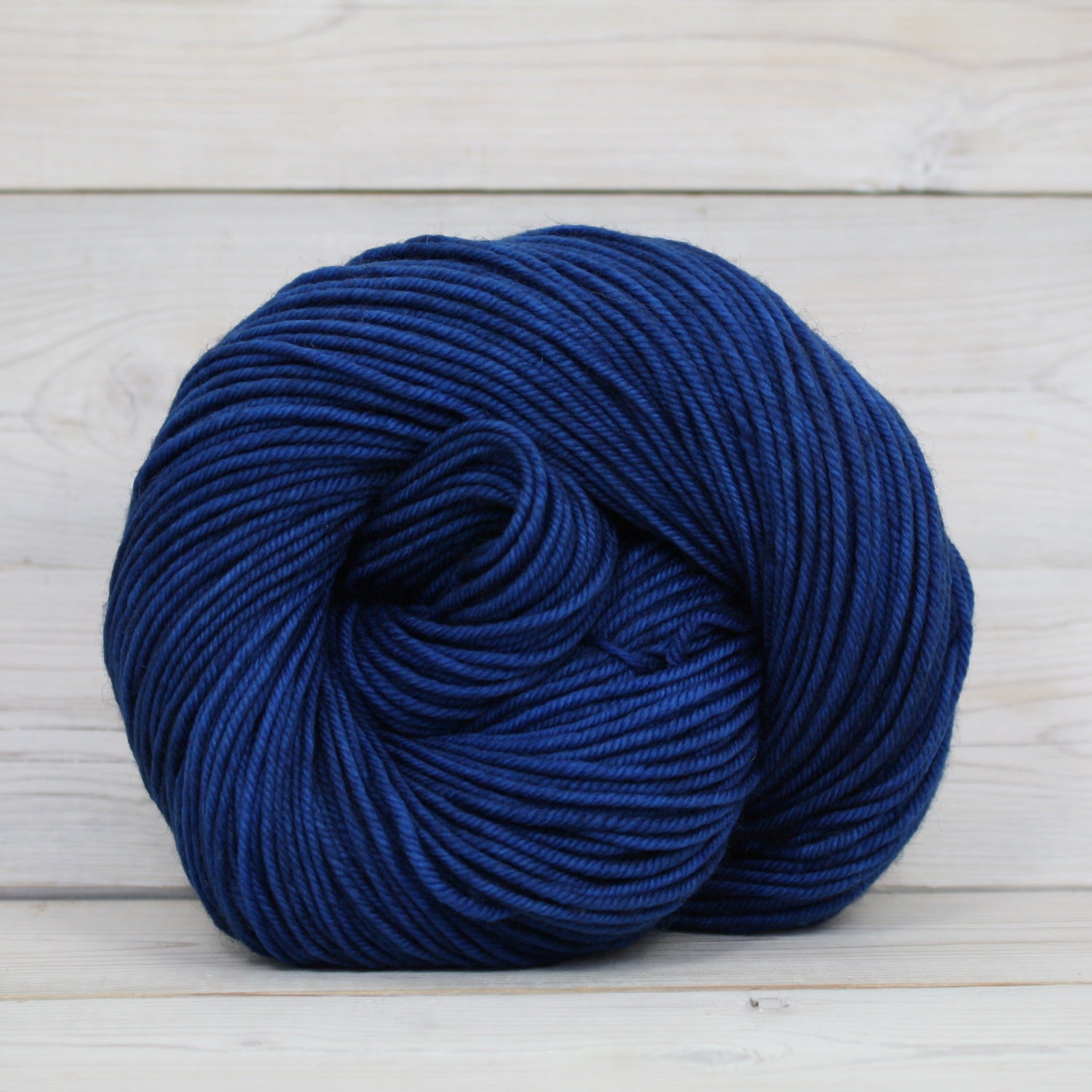 Luna Grey Fiber Arts Calypso Yarn | Colorway: Lapis