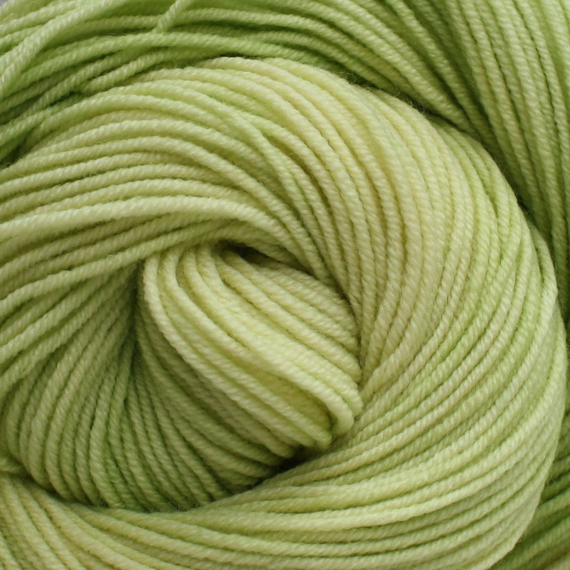 Aspen Sport Yarn | Colorway: Lemon Lime