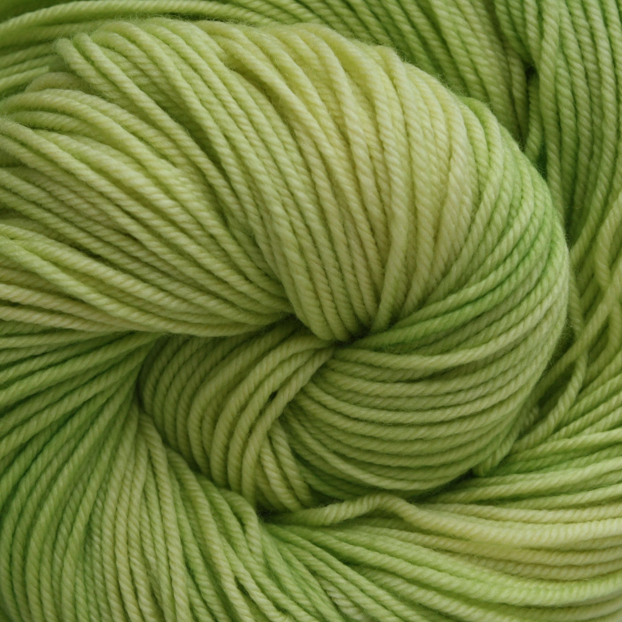 Calypso Yarn | Colorway: Lemon Lime