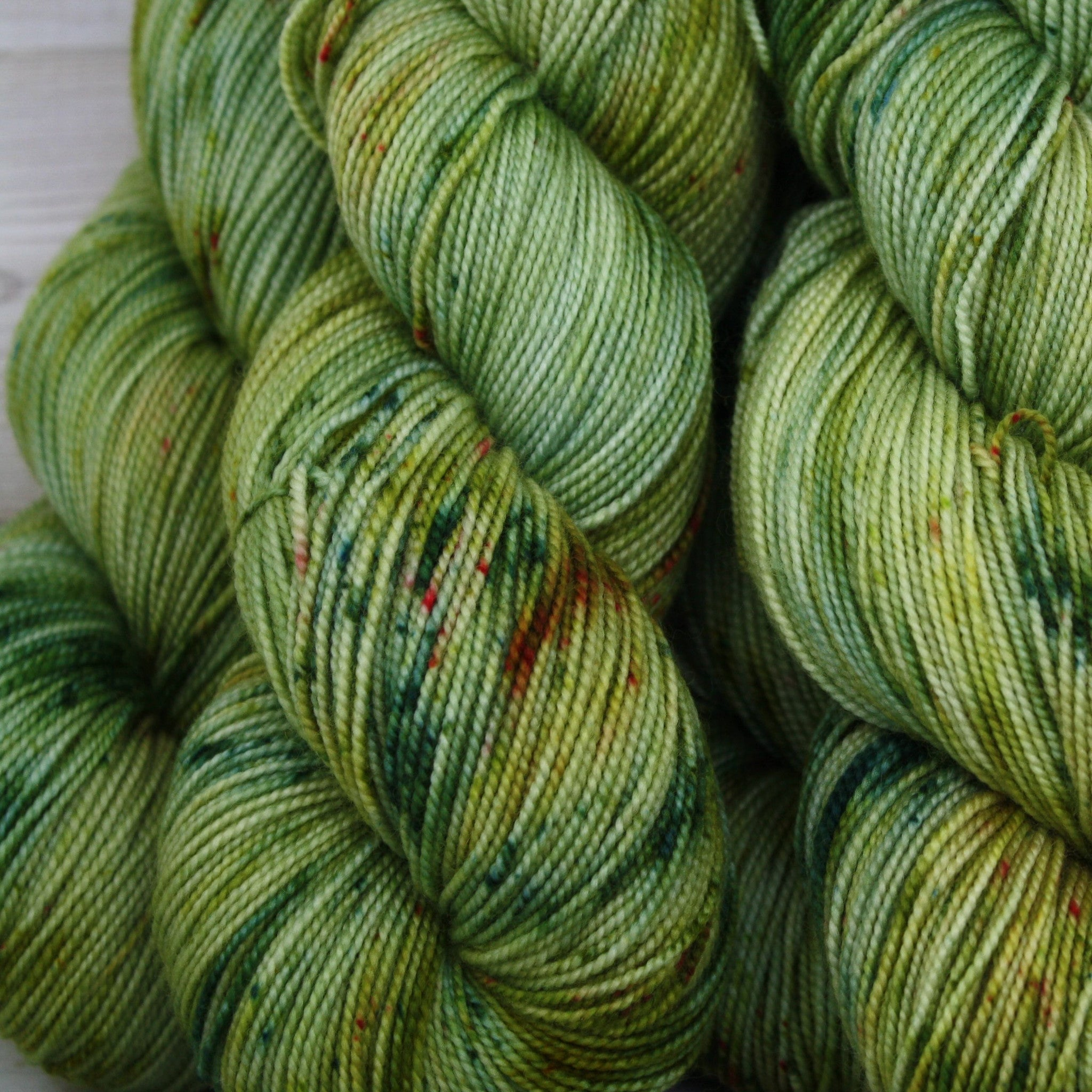 Celeste Yarn | Colorway: Lichen | Overstock