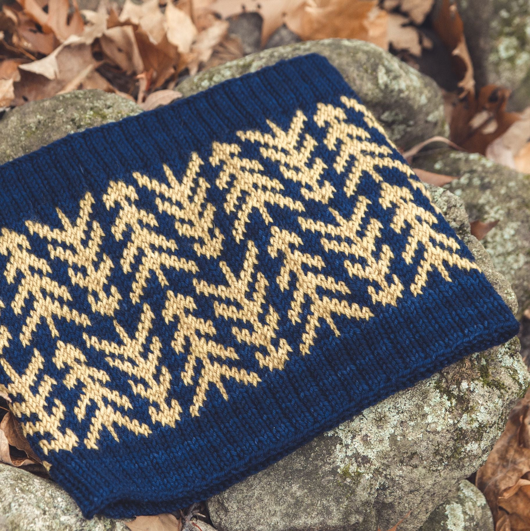 Lodgepole Cowl Kit  |  Pattern + Yarn