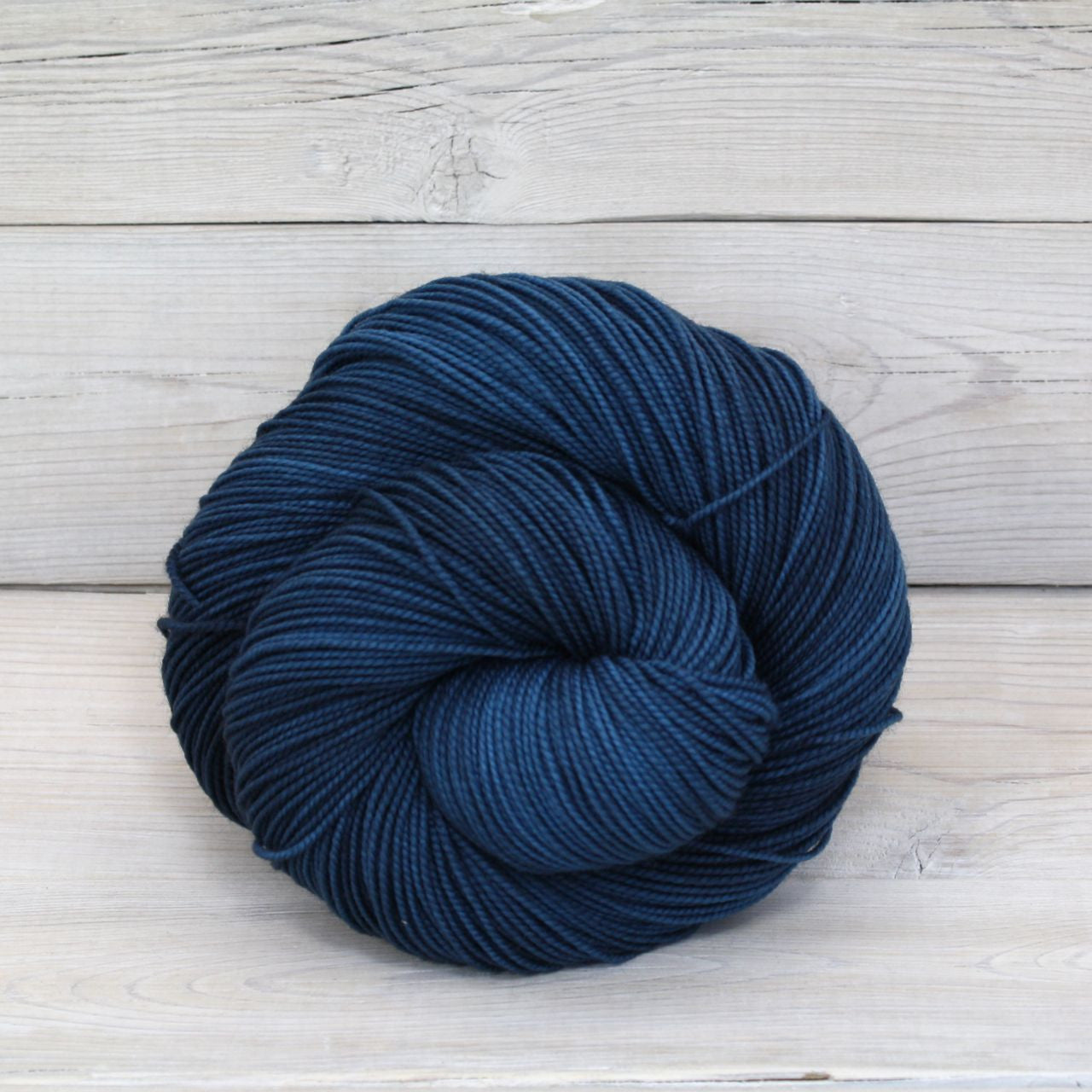 Luna Grey Fiber Arts Celeste Yarn | Colorway: Marine
