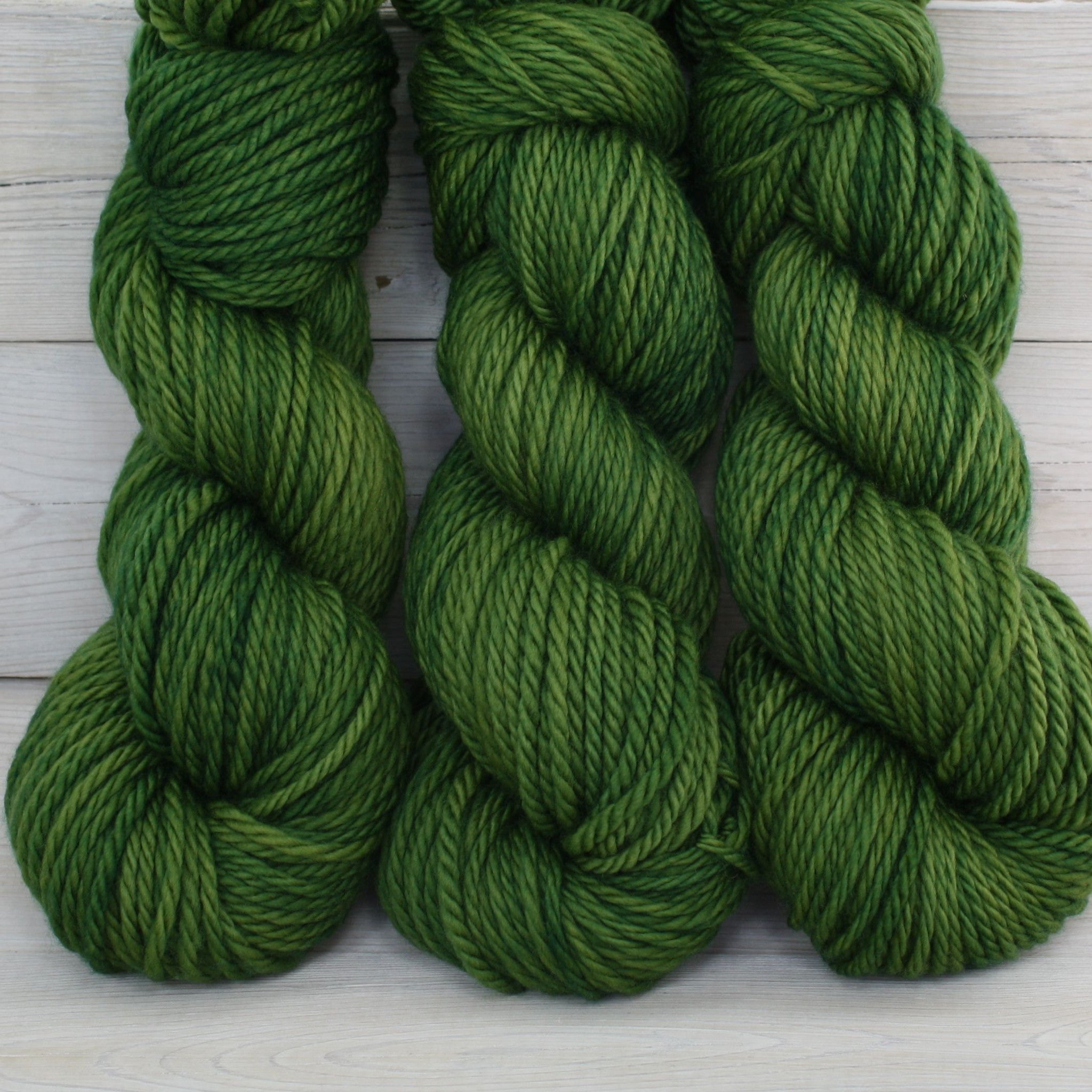 Apollo Yarn | Colorway: Moss