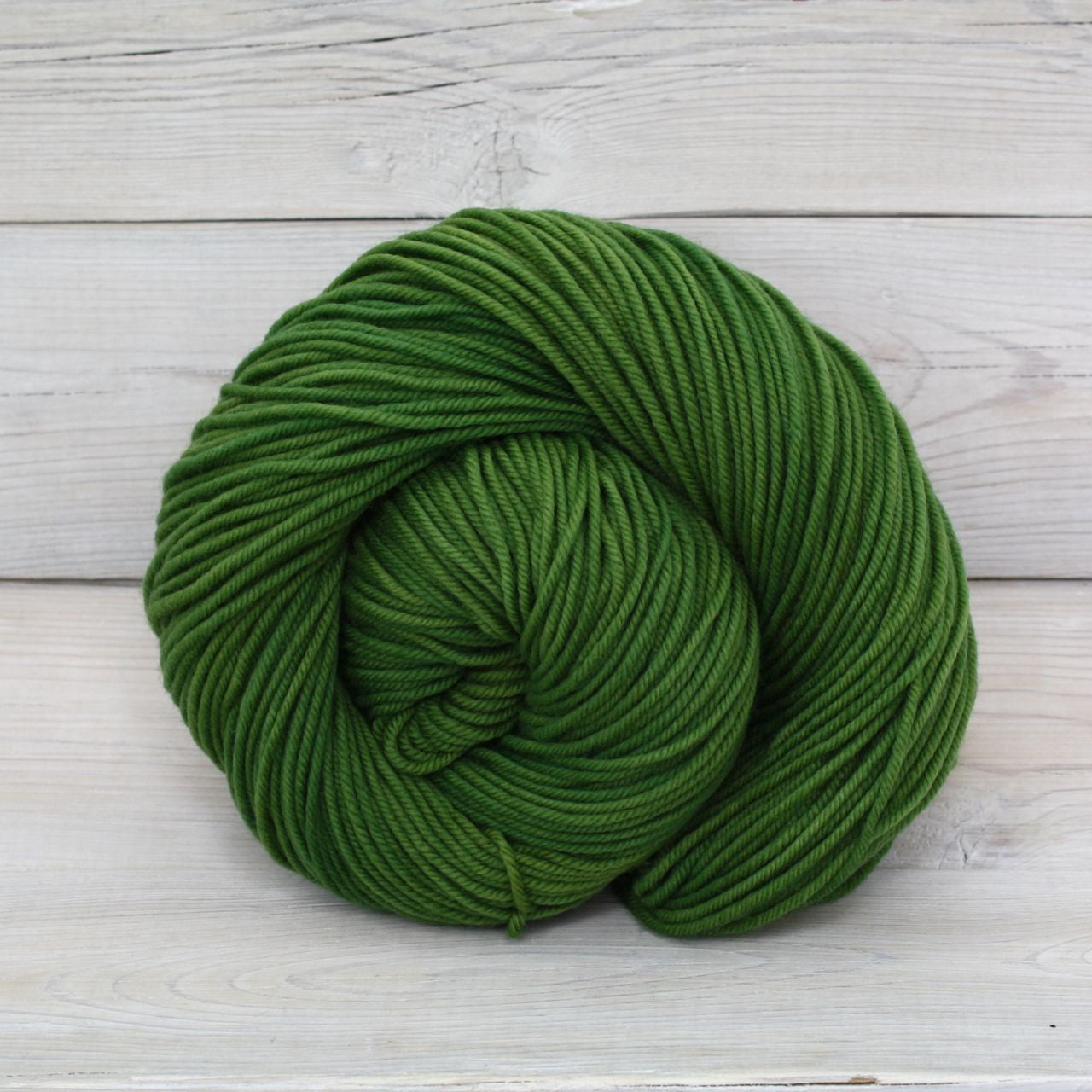 Luna Grey Fiber Arts Calypso Yarn | Colorway: Moss