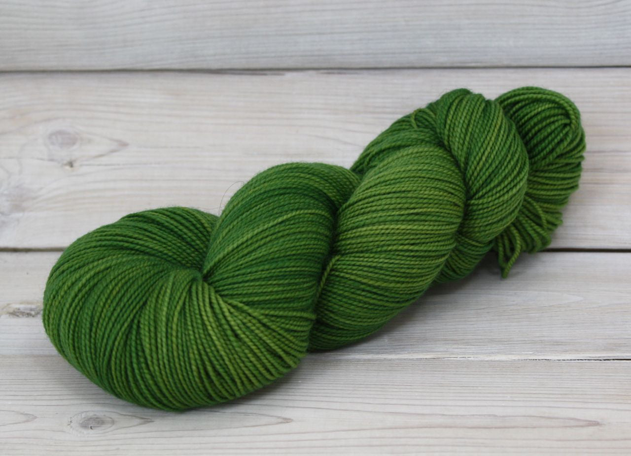 Celeste Yarn | Colorway: Moss | Overstock