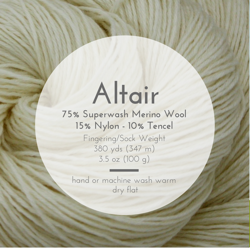 Colorway: Oatmeal | Dyed to Order Yarn
