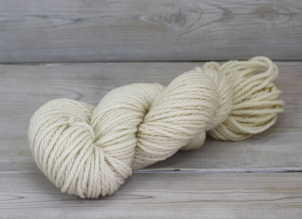 Apollo Yarn | Colorway: Natural