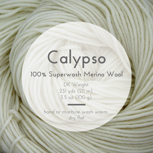 Colorway: Matcha | Dyed to Order Yarn