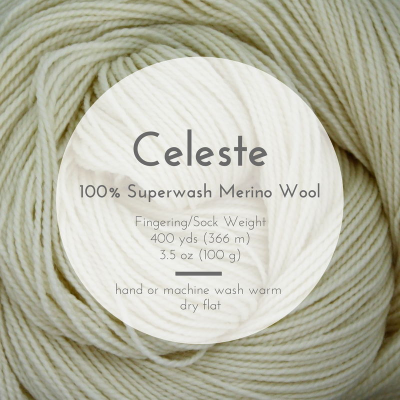 Colorway: Seafoam | Dyed to Order Yarn