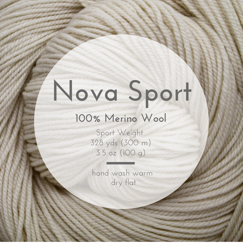 Colorway: Moss | Dyed to Order Yarn