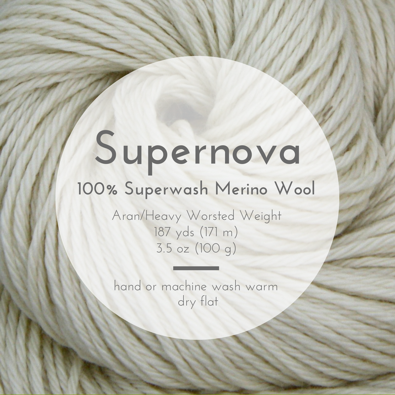 Colorway: Mushroom | Dyed to Order Yarn