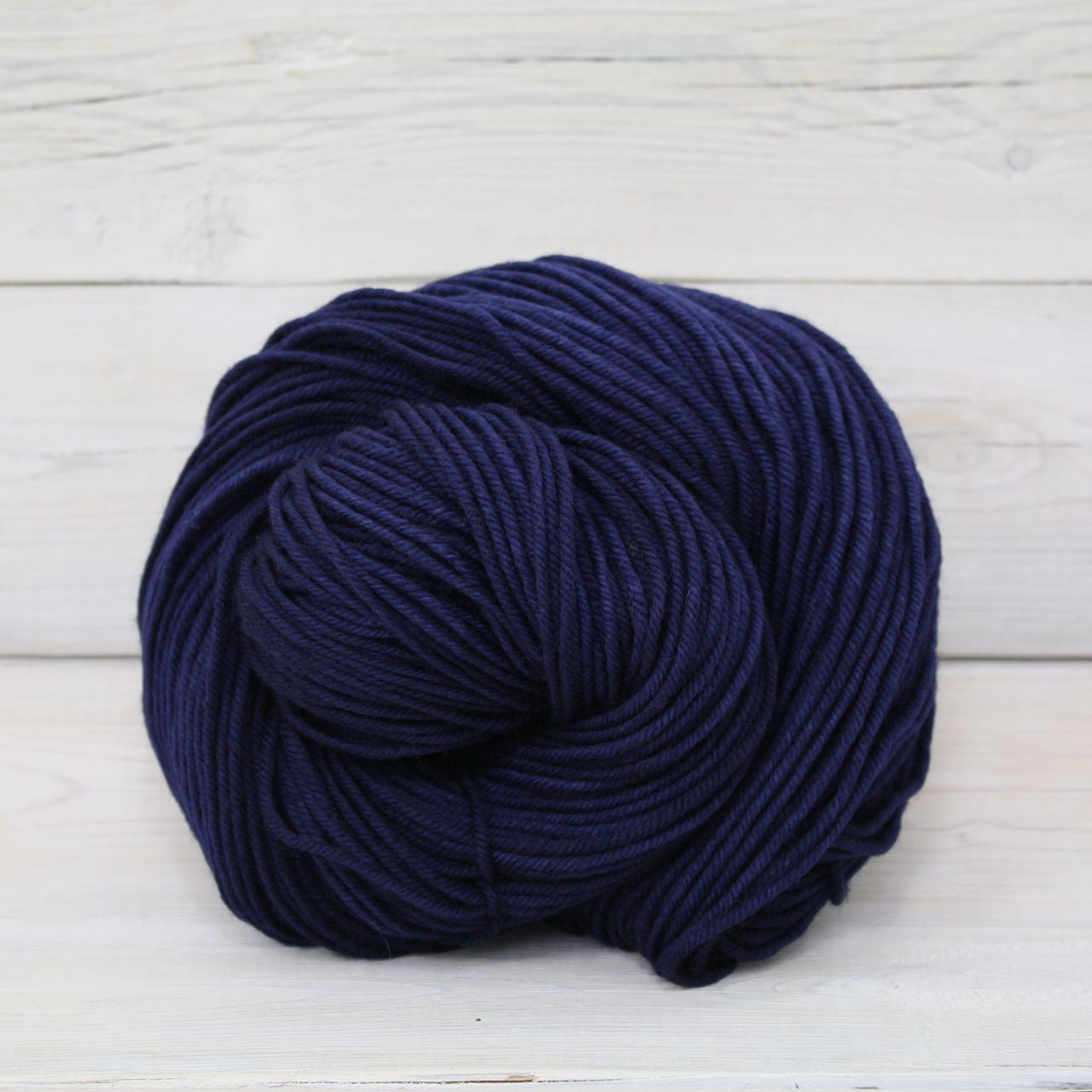 Luna Grey Fiber Arts Calypso Yarn | Colorway: Nautical Blue