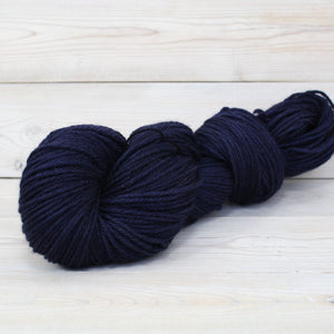 Luna Grey Fiber Arts Vega Yarn | Colorway: Nautical Blue